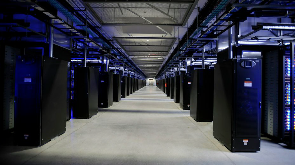 Infographic: The Mind-Blowing Size of Big Tech's Data Centers