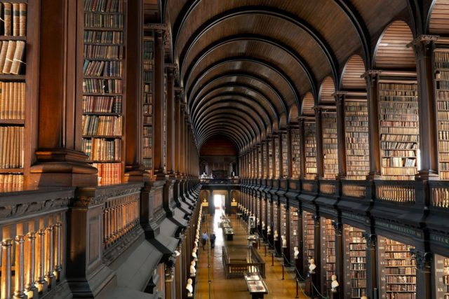 11 Curious Facts about the World's Most Beautiful Libraries