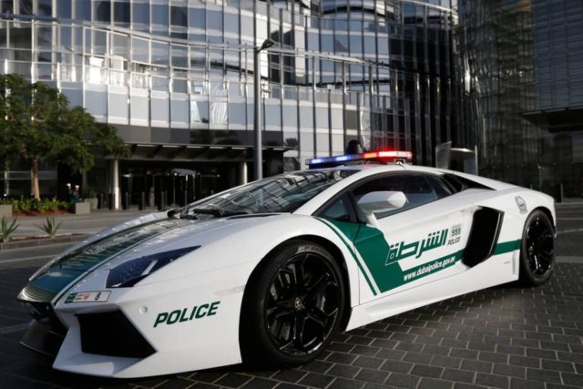 New traffic rules and fines in Dubai