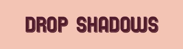 HardEdgeDropShadow