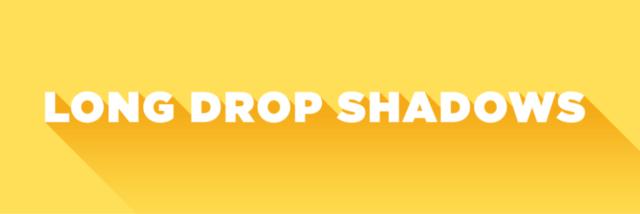 Long-Drop-Shadows