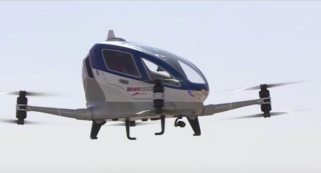 dubai-flying taxi