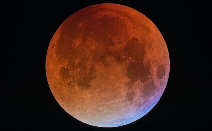 Celestial spectacle tonight: 5 things to know about super blood blue moon